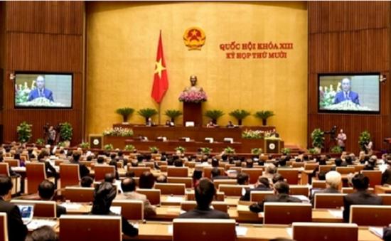 Chủ tịch nước, Thủ tướng báo cáo tổng kết công tác nhiệm kỳ 2011 - 2016