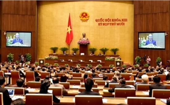 Trực tiếp: Khai mạc kỳ họp thứ 11 Quốc hội khóa XIII