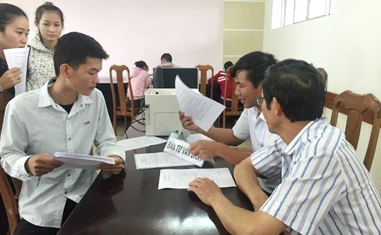 Nhiều sai sót trong hồ sơ đăng ký xét tuyển ĐH - CĐ của thí sinh