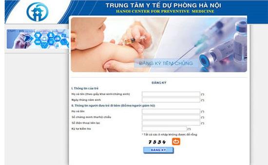 Tiếp tục mở đăng ký tiếp 2.000 liều Pentaxim vào ngày 22/6