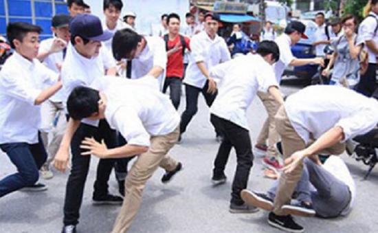 Công an Tiền Giang điều tra vụ học sinh bị đánh hội đồng