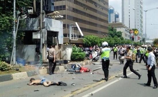 Vụ đánh bom liên hoàn tại Jakarta (Indonesia): Tình nghi số 1 là nhóm IS