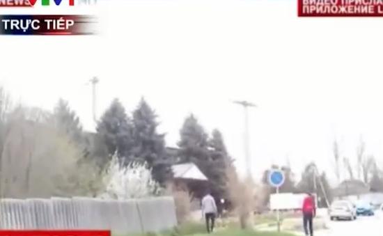 3 kẻ đánh bom liều chết tấn công đồn cảnh sát tại Nga