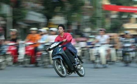 Vũng Tàu: Xử phạt hơn 100 thanh niên lạng lách, đánh võng dịp lễ 2-9