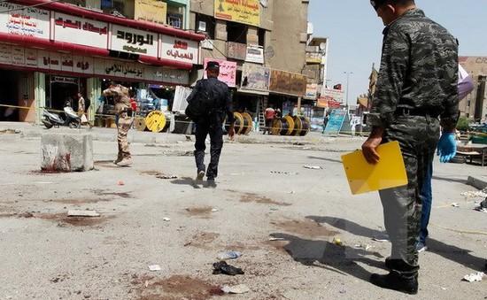 Đánh bom liều chết tại Iraq, ít nhất 8 người thiệt mạng