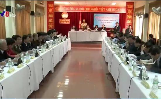 Các tỉnh, thành miền Trung - Tây Nguyên tổ chức hội nghị Hiệp thương lần thứ nhất