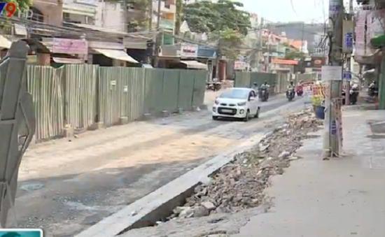 TP.HCM ngưng đào đường trước ngày 31/8