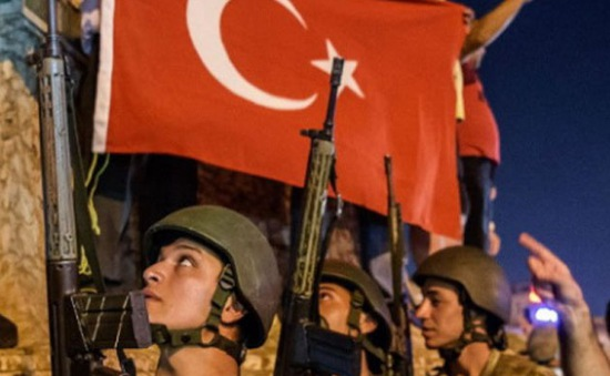 Thổ Nhĩ Kỳ tạm ngừng tham gia Công ước châu Âu về Nhân quyền
