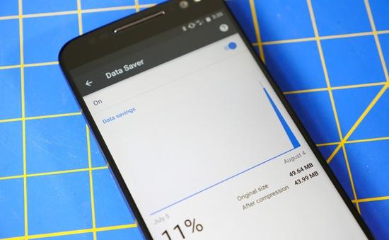 Android 7.0 sẽ quản lý dữ liệu di động thông minh hơn
