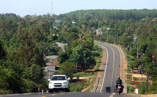 Đầu tư tuyến đường kết nối đường Hồ Chí Minh qua Tây Nguyên