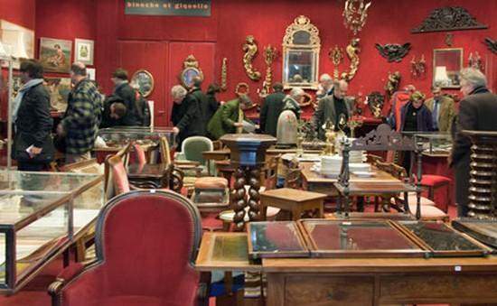 Pháp xét xử các đối tượng đánh cắp 250 tấn cổ vật tại hãng đấu giá Hotel Drouot