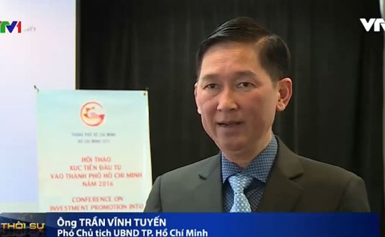 TP.HCM tổ chức xúc tiến đầu tư tại Mỹ