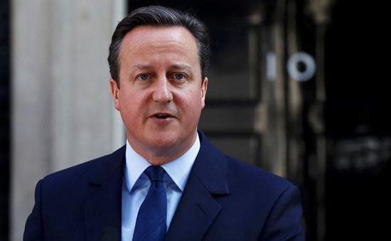 Cựu Thủ tướng Anh David Cameron rời chính trường
