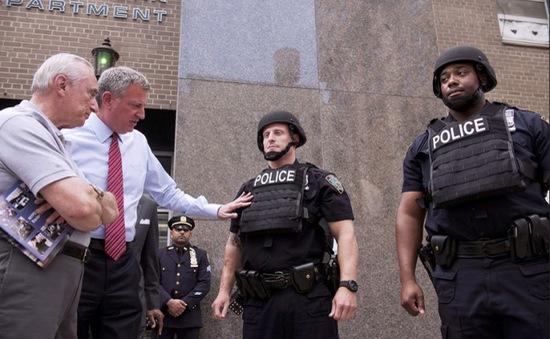 Mỹ: New York chi 7 triệu USD trang bị cho lực lượng cảnh sát