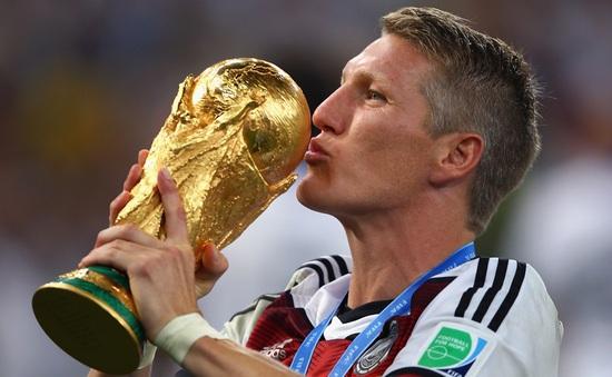 Danh sách sơ bộ ĐT Đức dự EURO 2016: Schweinsteiger vẫn có tên