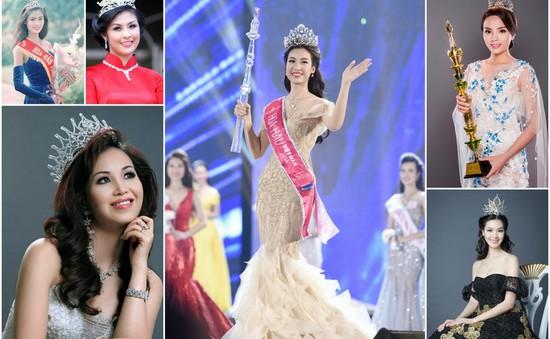 Hoa hậu Việt Nam: Nhan sắc nào xinh đẹp nhất?