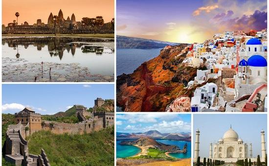 10 địa điểm du lịch nổi tiếng nên đến một lần trong đời