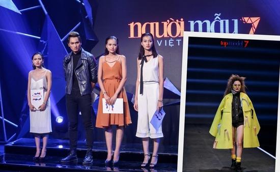 Thí sinh cao 1m55 giành vé vào chung kết Vietnam's Next Top Model 2016