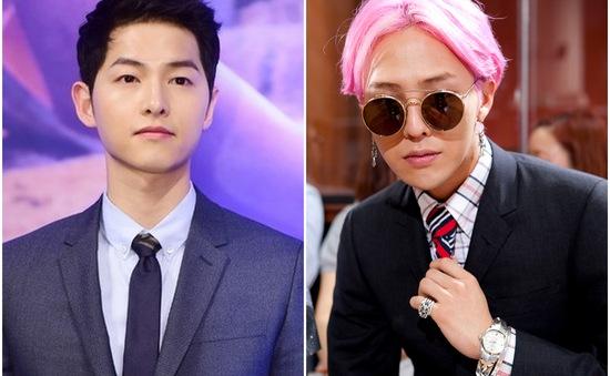 Song Joong Ki, G-Dragon là biểu tượng phong cách châu Á