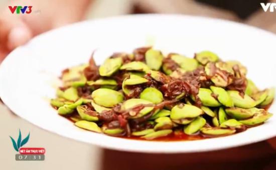 Sambal petai: Hương vị khó quên của ẩm thực Malaysia