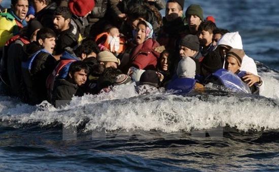 Hy Lạp hối thúc EU lên kế hoạch về vấn đề người di cư