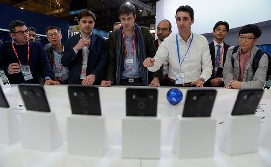 Hơn 2.100 công ty công nghệ tham gia MWC 2016