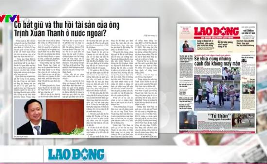 Có bắt giữ và thu hồi tài sản của ông Trịnh Xuân Thanh ở nước ngoài?
