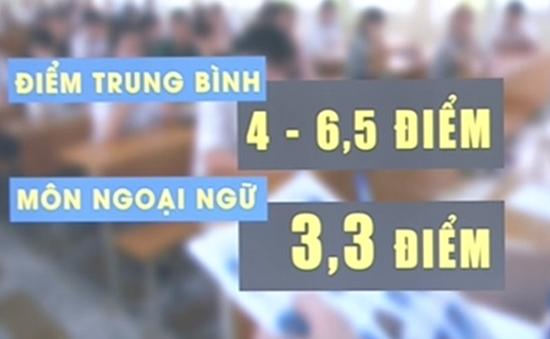 Thi THPT Quốc gia 2016: Vì sao điểm môn tiếng Anh thấp nhất?