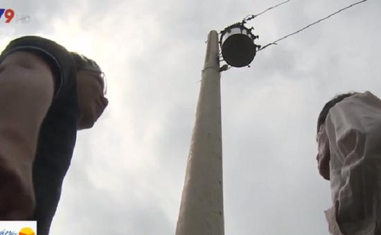Bến Tre: Đóng tiền 3 năm vẫn chưa có điện