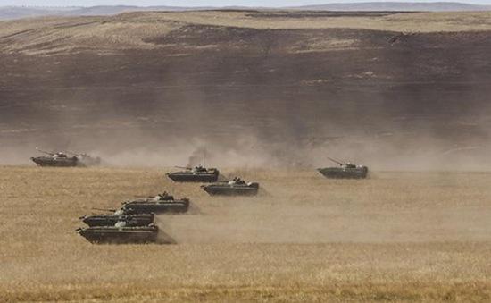 Cyprus và Israel tập trận tăng cường hợp tác quân sự