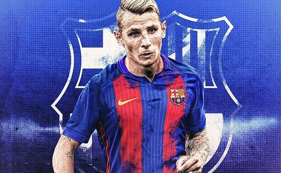 CHÍNH THỨC: Barcelona chiêu mộ thành công Digne từ PSG