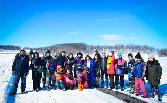 Mùa đông tại Hokkaido và những hình ảnh hậu trường thú vị
