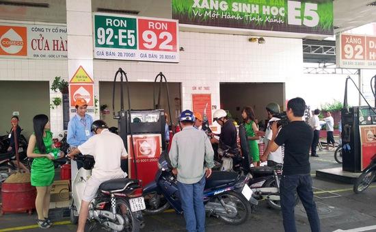 Giá xăng E5 sẽ giảm mạnh