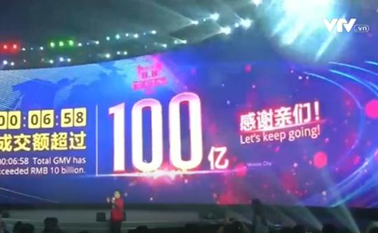 Alibaba sắp lập kỉ lục mua sắm ngày Lễ Độc thân