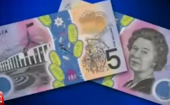 Đồng 5 AUD mới của Australia bị nhiều chỉ trích từ công chúng