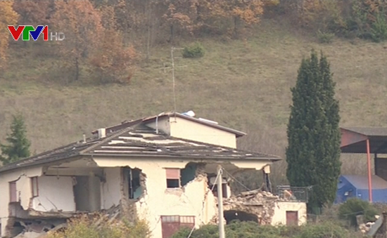 Nghề nuôi lợn chất lượng cao tại Italy bị ảnh hưởng bởi động đất