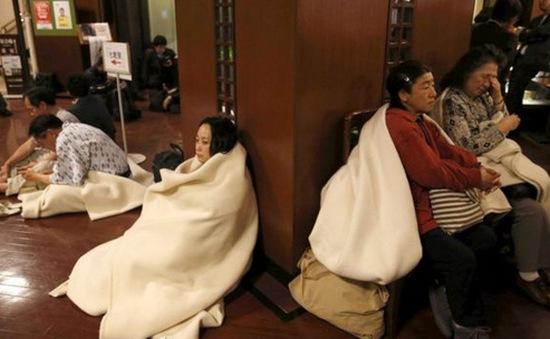 Động đất tại Kumamoto, Nhật Bản: Chưa có người Việt nào bị thương