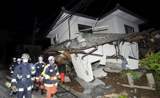 Chưa có thông tin về thương vong của người Việt sau động đất tại Nhật Bản