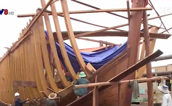 Quảng Nam tiếp tục giải ngân vốn đóng mới tàu cá
