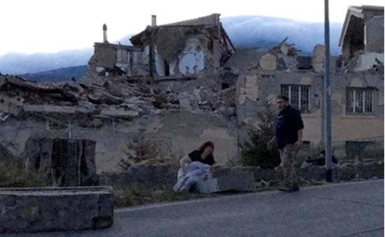 Trường học tại khu vực chịu động đất ở Italy mở cửa trở lại