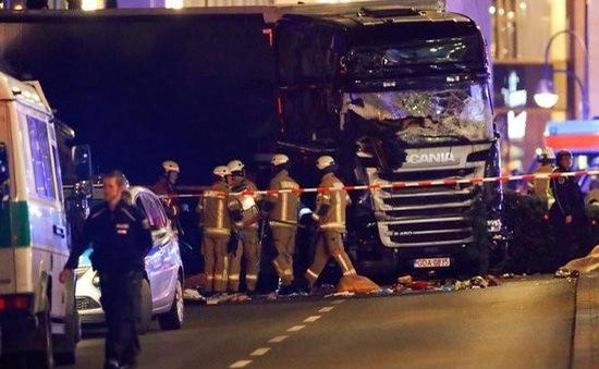 Đức: Xe tải đâm vào đám đông ở Berlin, ít nhất 9 người thiệt mạng