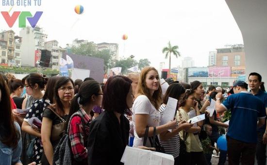 20.000 vé máy bay khuyến mại tại Hội chợ Du lịch Quốc tế Việt Nam VITM 2016