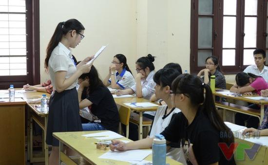 Hướng dẫn thí sinh phúc khảo bài thi THPT Quốc gia 2016