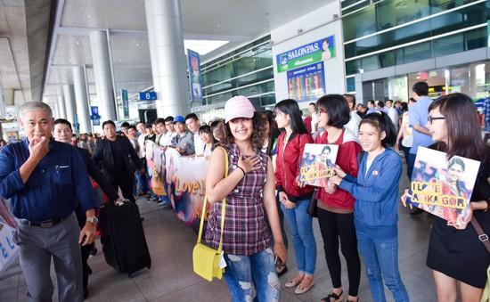 Diễn viên Ấn Độ Avika Gor được chào đón nồng nhiệt tại Việt Nam