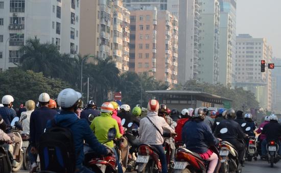 Hà Nội kỳ vọng giảm ùn tắc, ô nhiễm môi trường khi thu phí phương tiện vào nội đô