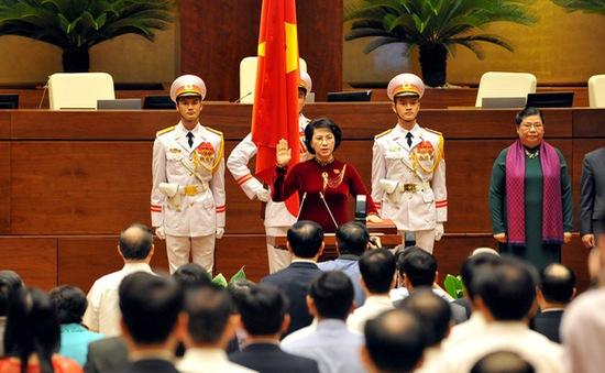 Tiểu sử Chủ tịch Quốc hội khoá XIV Nguyễn Thị Kim Ngân