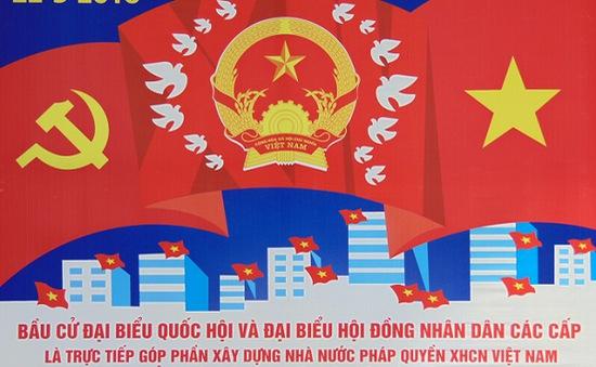 TP.HCM bắt đầu ngày bầu cử