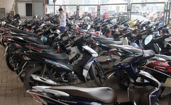 Gần 900.000 xe máy được bán ra tại Việt Nam trong quý III/2017