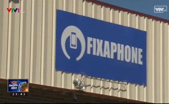 Mở cửa hàng sửa điện thoại - Cơ hội cho người Việt ở Mỹ