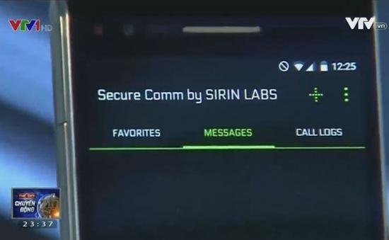 Solarin – Chiếc điện thoại đắt gấp 20 lần iPhone 6s Plus
